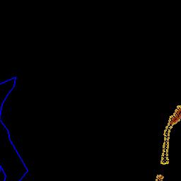 北杜市web版ハザードマップ