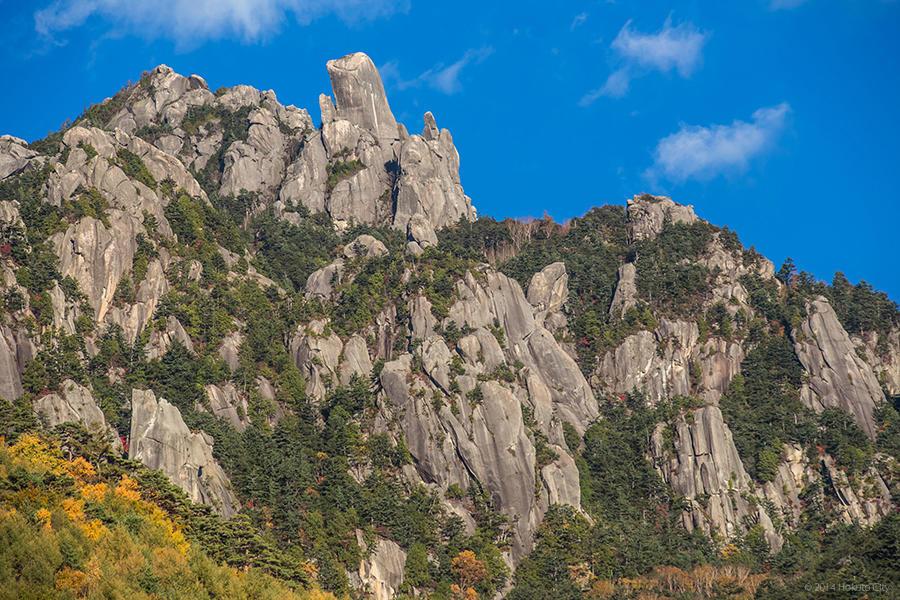 03.みずがき山自然公園からの瑞牆山 07