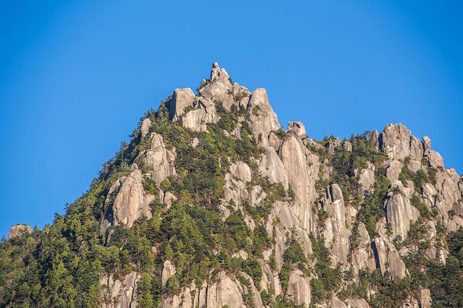 03.みずがき山自然公園からの瑞牆山 11
