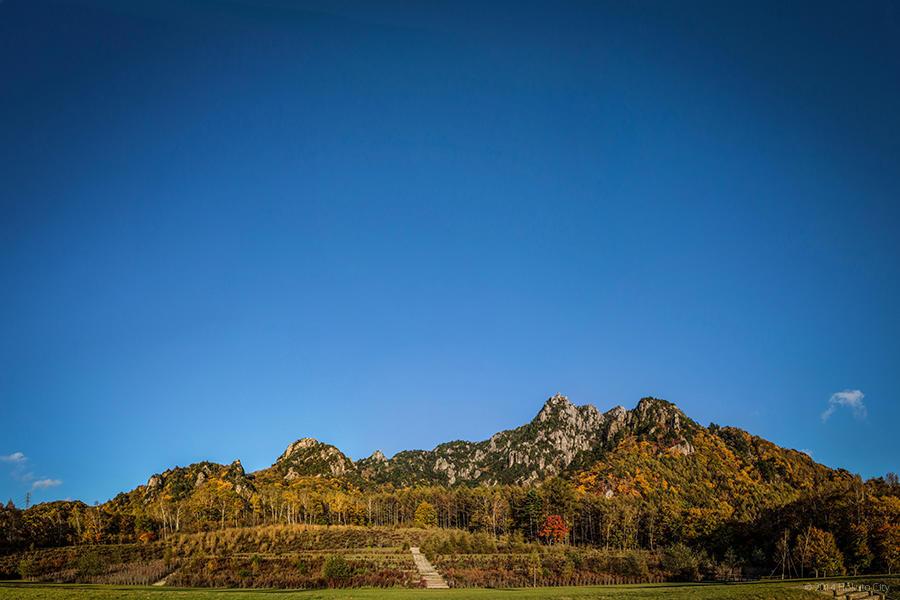 03.みずがき山自然公園からの瑞牆山 13