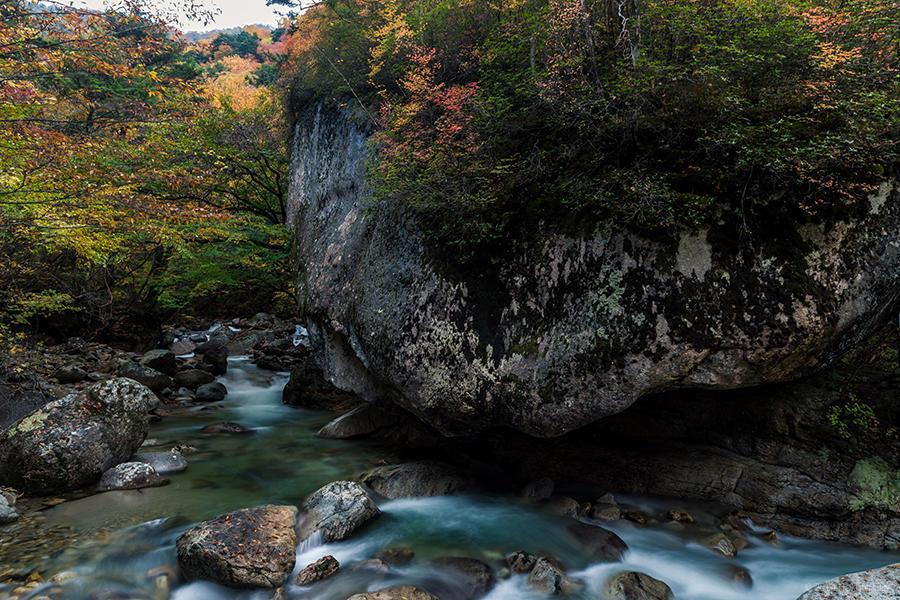 04.増富温泉と渓谷美 13