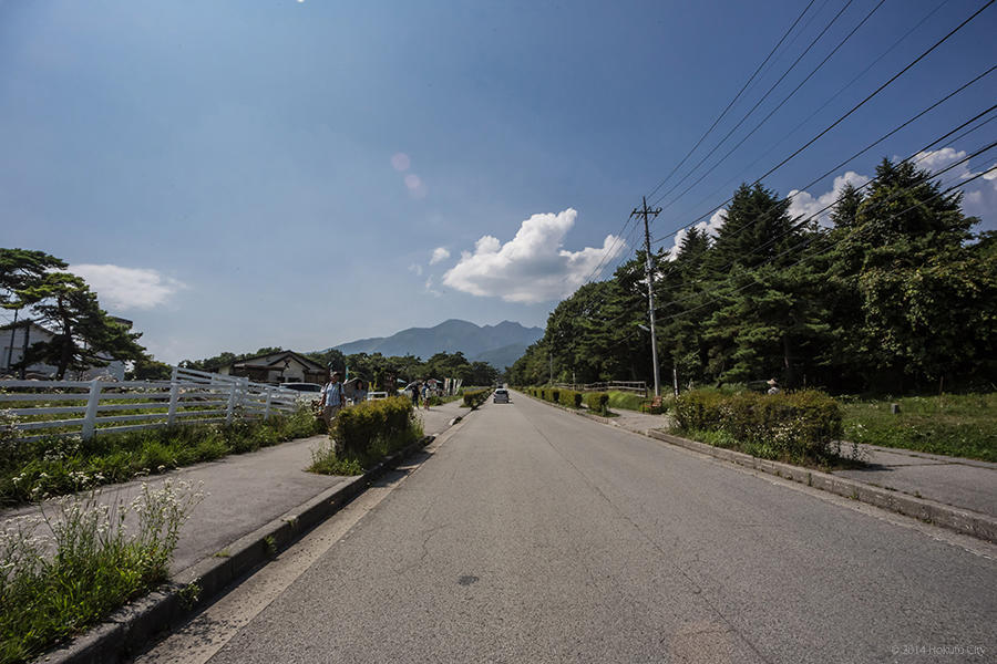 08.清里高原とポールラッシュ通り 04