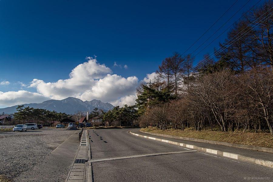 08.清里高原とポールラッシュ通り 15
