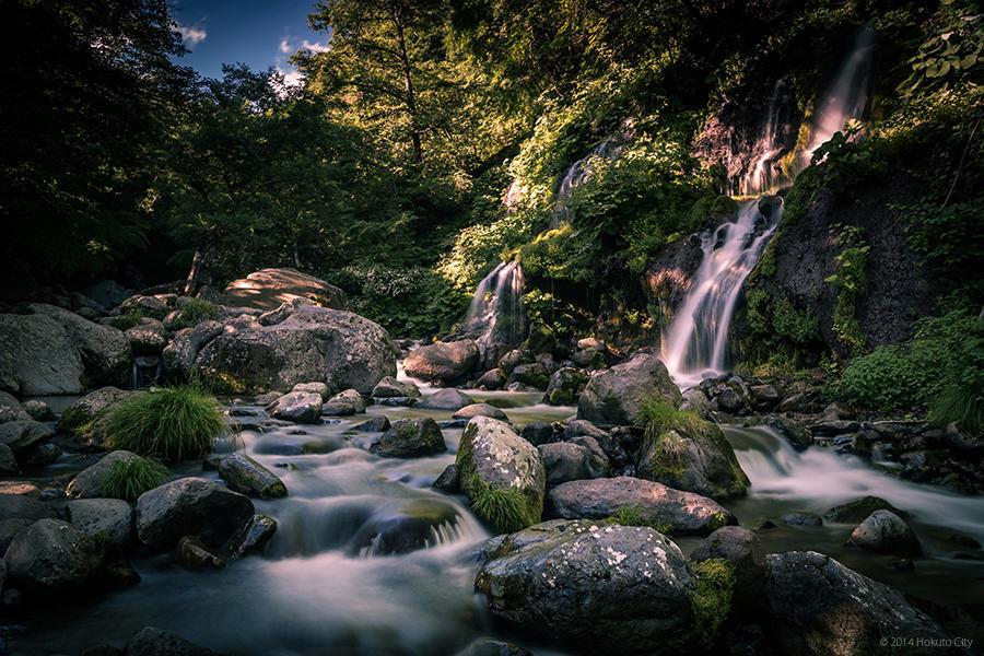 10.吐竜の滝と川俣川渓谷 03
