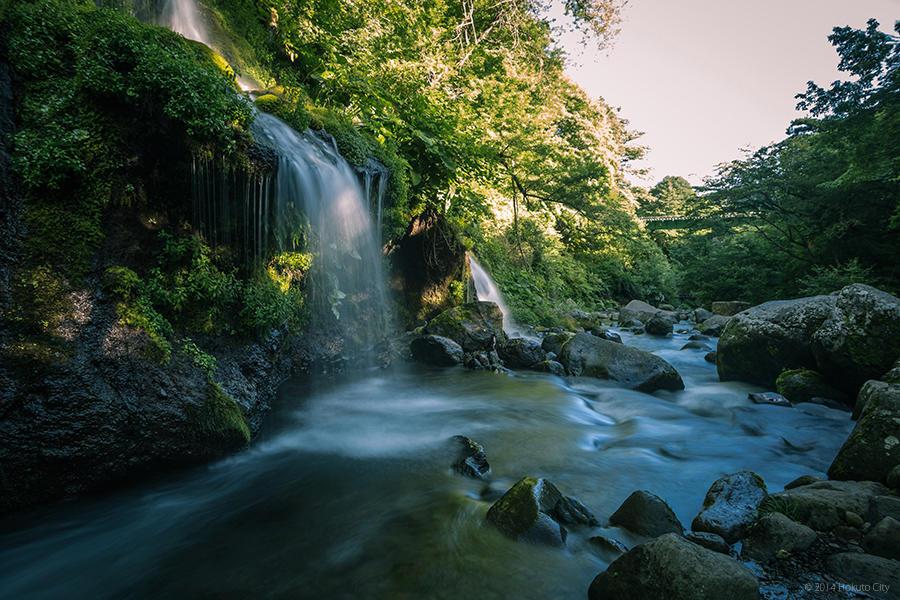 10.吐竜の滝と川俣川渓谷 04