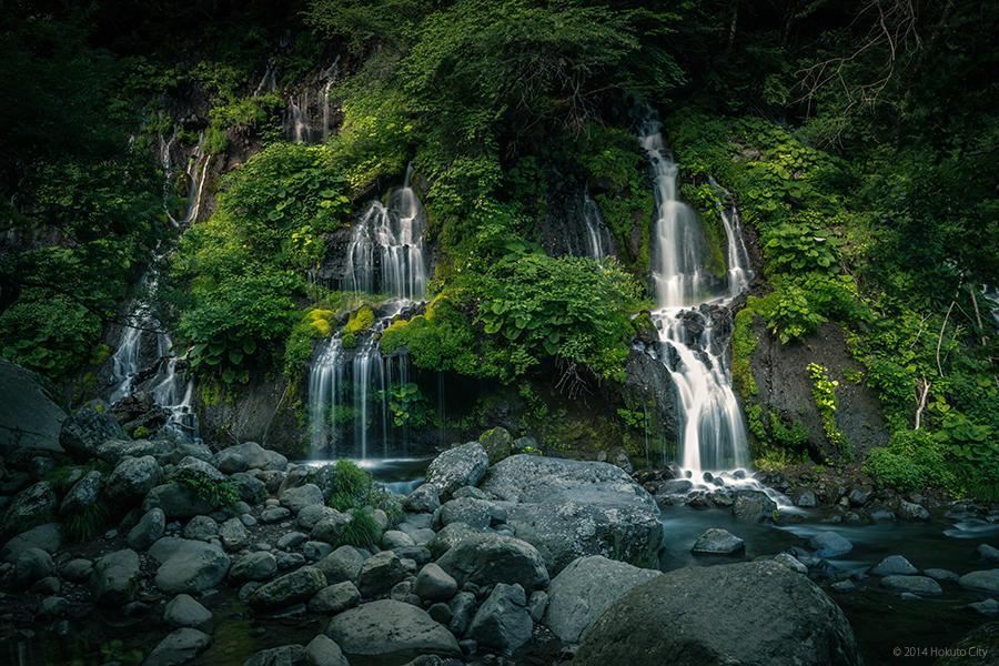 10.吐竜の滝と川俣川渓谷 05