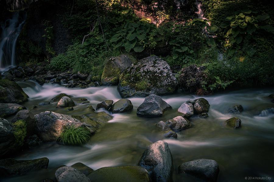 10.吐竜の滝と川俣川渓谷 10