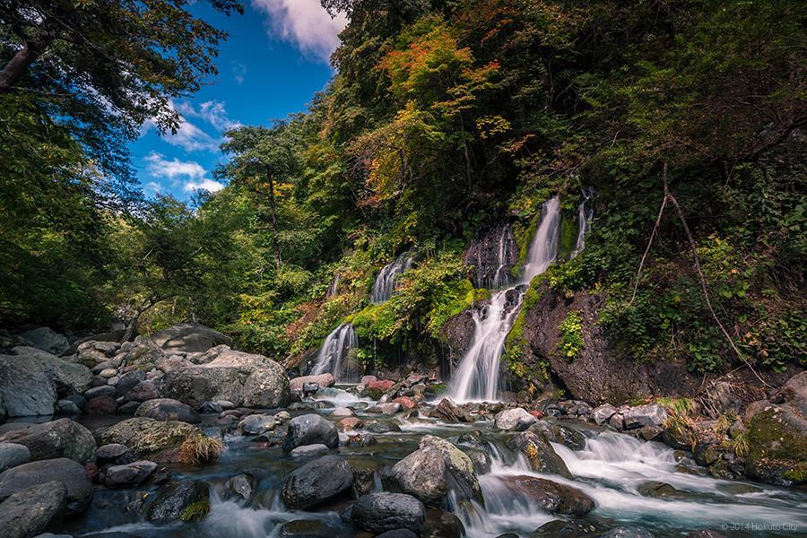 10.吐竜の滝と川俣川渓谷 06
