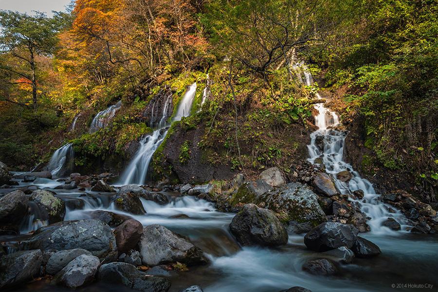 10.吐竜の滝と川俣川渓谷 08