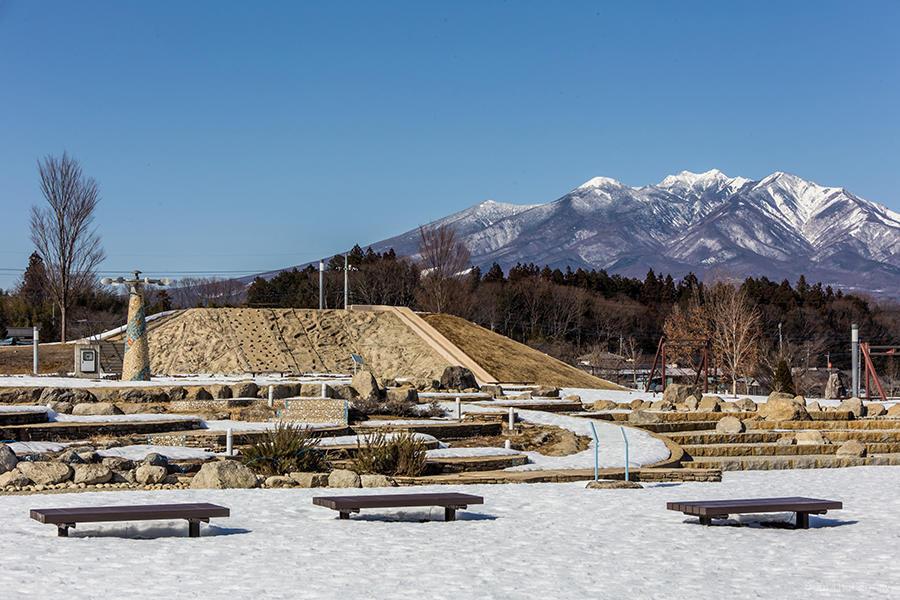 20.名水公園べるがと甲斐駒ヶ岳 19