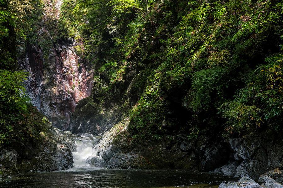 21.名水、尾白川渓谷 06