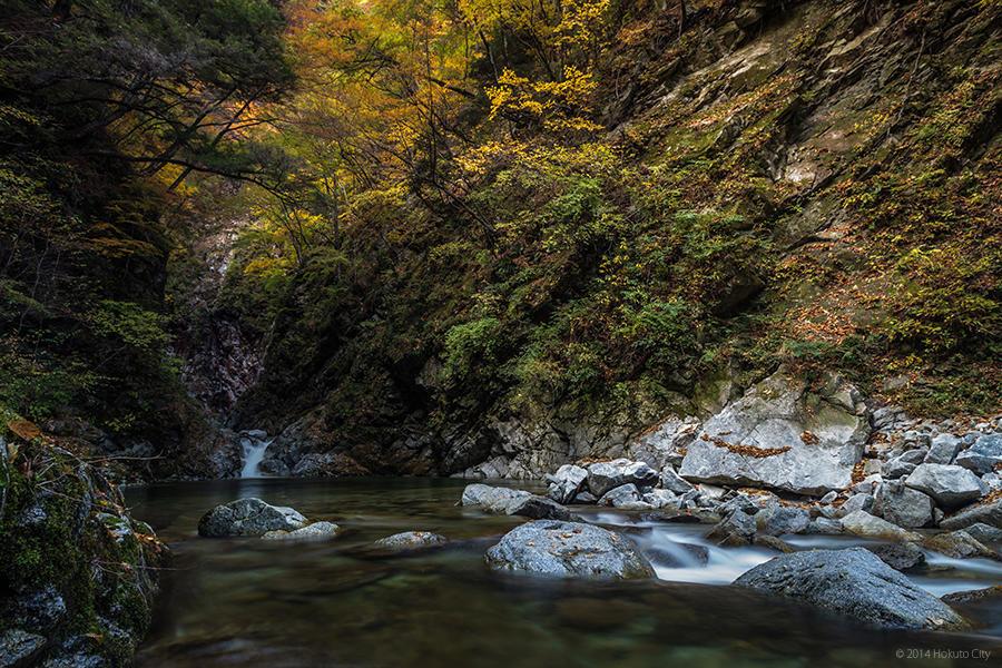21.名水、尾白川渓谷 14