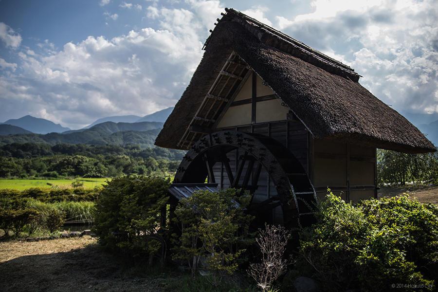 23.武川米の郷、田園風景 05