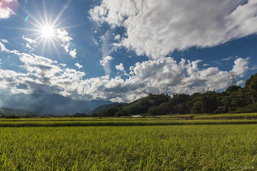 23.武川米の郷、田園風景 08