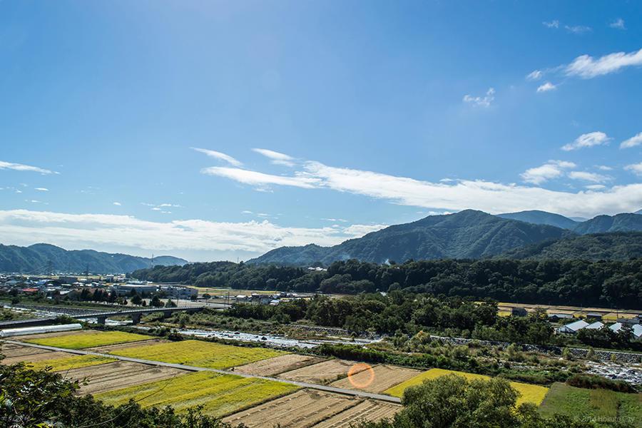 23.武川米の郷、田園風景 14