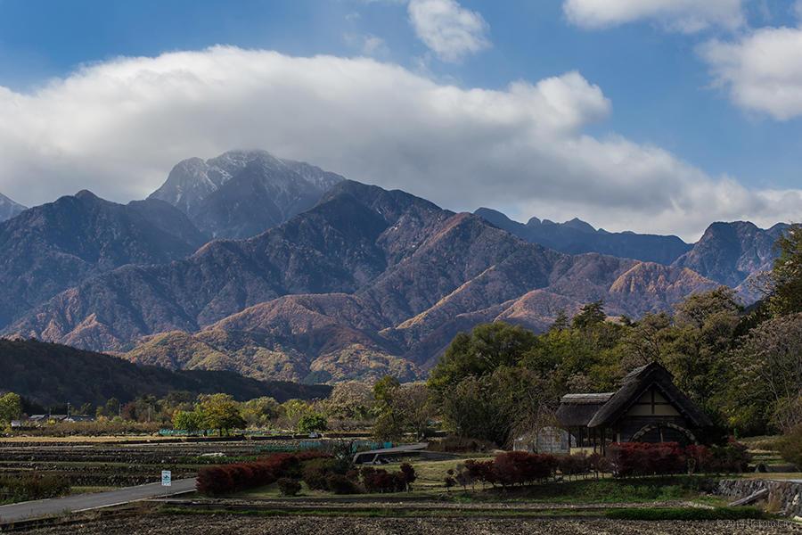 23.武川米の郷、田園風景 15