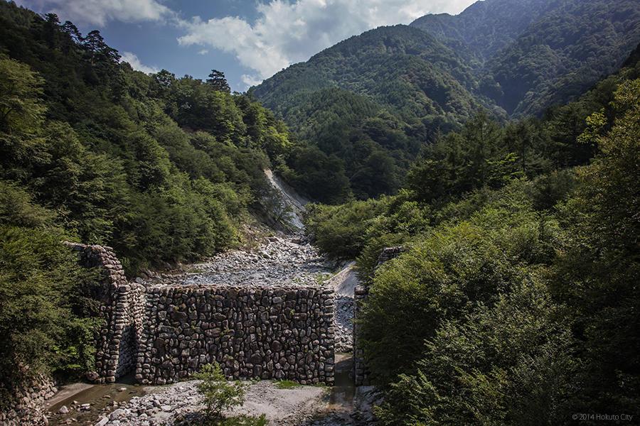 24.精進ヶ滝と石空川渓谷 04