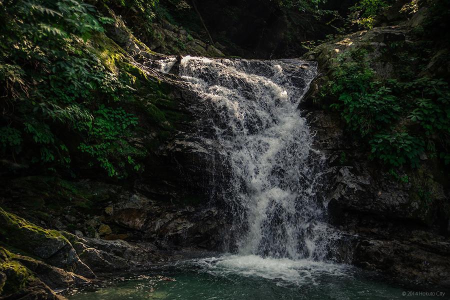 24.精進ヶ滝と石空川渓谷 08
