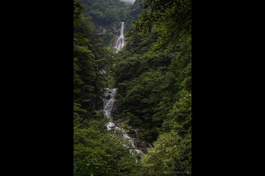 24.精進ヶ滝と石空川渓谷 10