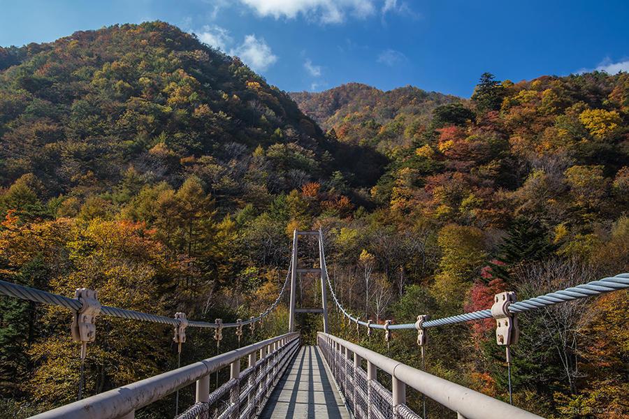 24.精進ヶ滝と石空川渓谷 13