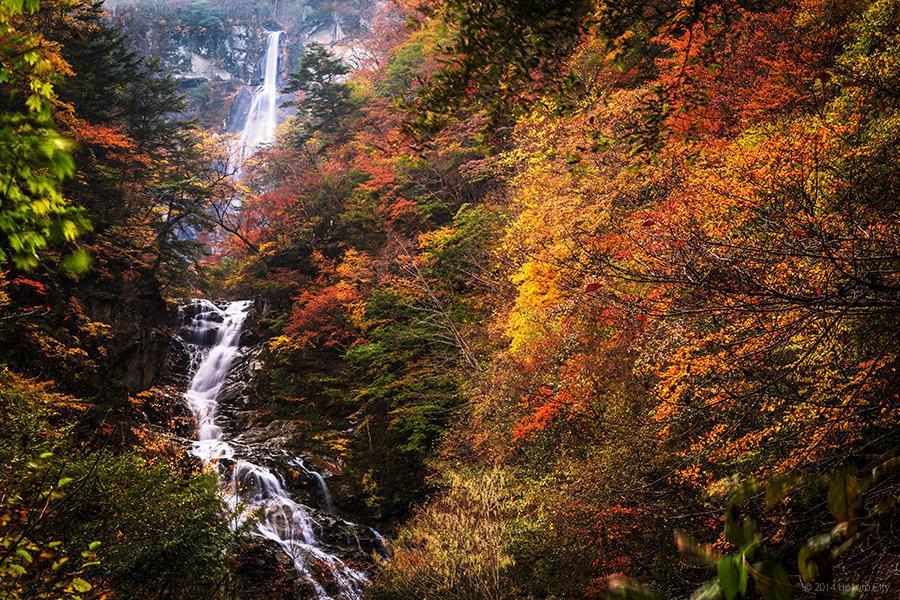 24.精進ヶ滝と石空川渓谷 14