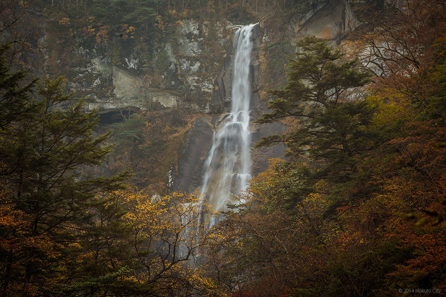 24.精進ヶ滝と石空川渓谷 15