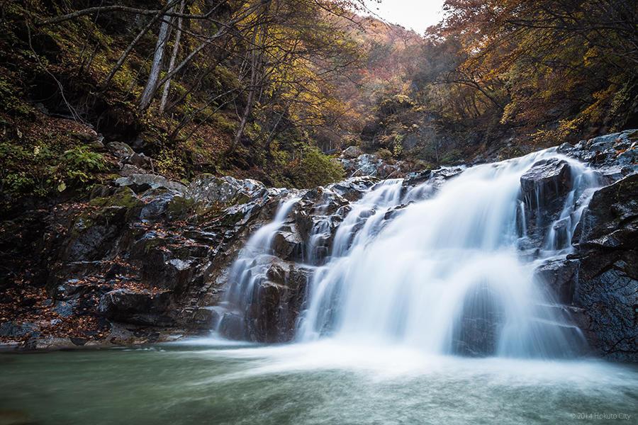 24.精進ヶ滝と石空川渓谷 19