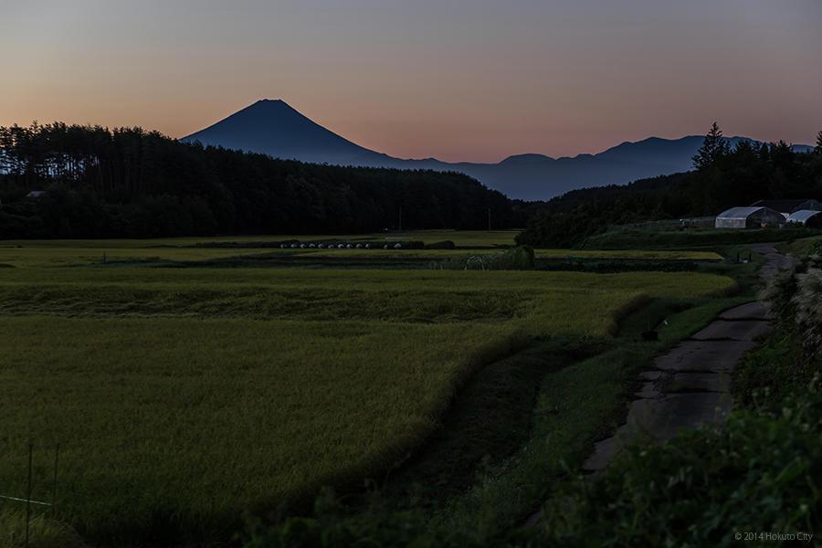富士山 18