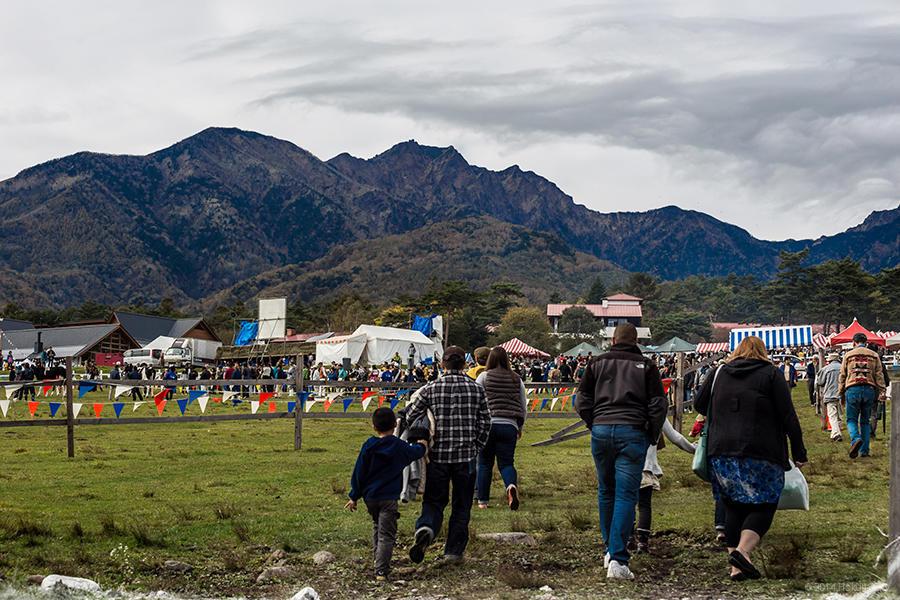 ポール・ラッシュ祭り~八ヶ岳カンティフェア~ 01