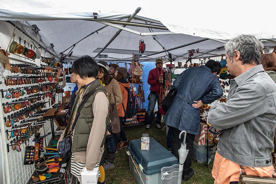ポール・ラッシュ祭り~八ヶ岳カンティフェア~ 15