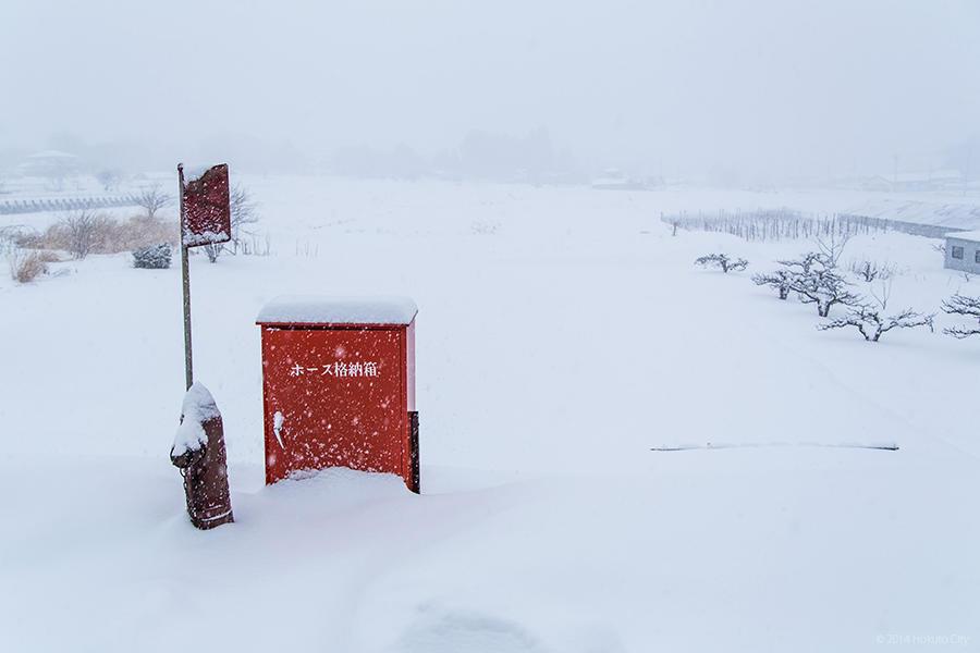 雪景色 01