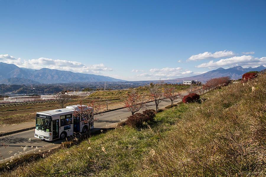 観光周遊バス 02