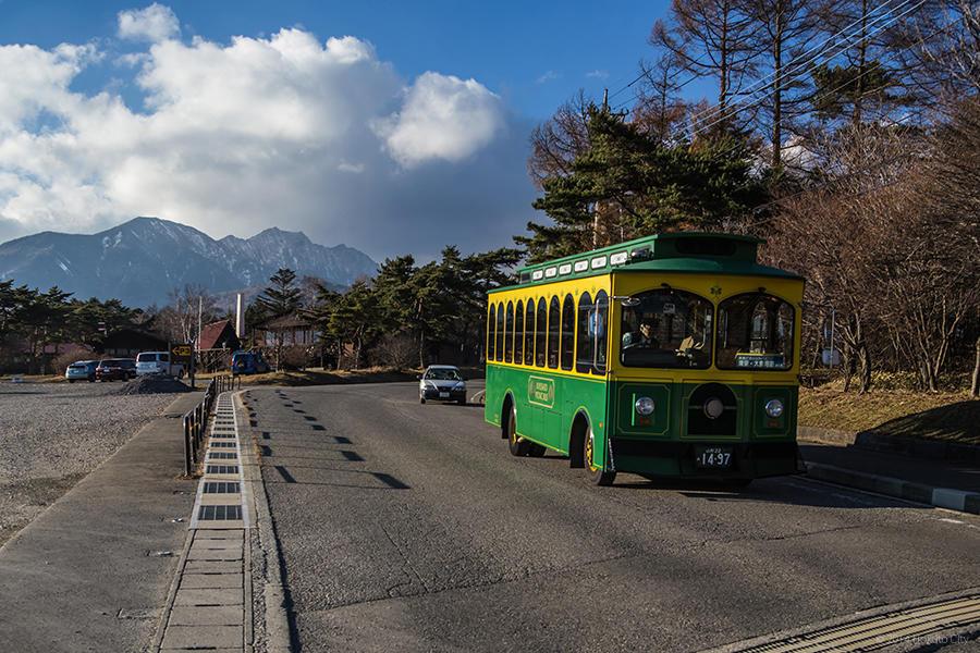 観光周遊バス 03