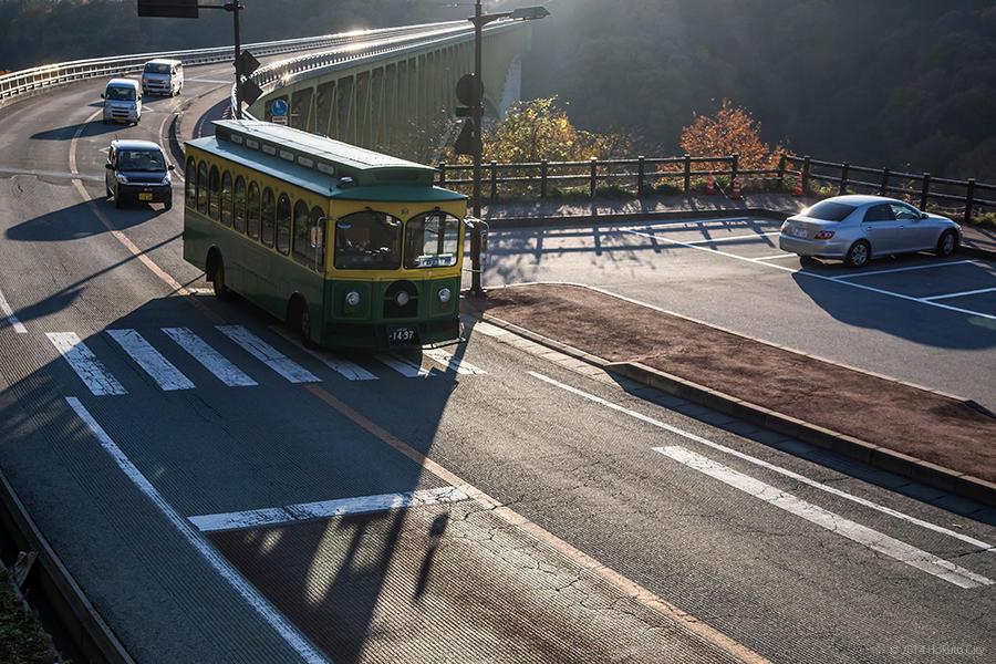 観光周遊バス 05