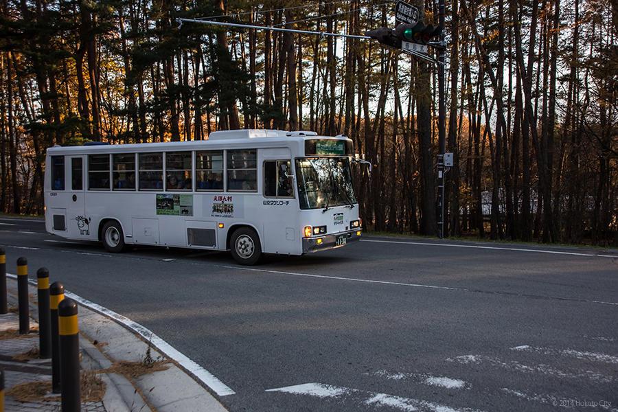 観光周遊バス 08